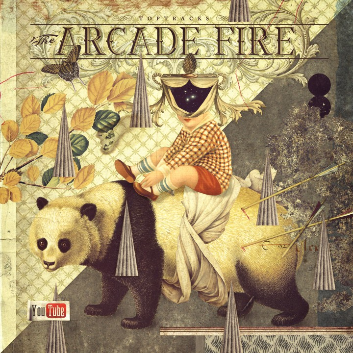 Youtube / Arcade Fire